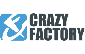 Crazy Factory 10% Rabatt