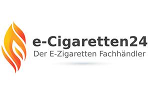 e-Cigaretten24 25% Rabatt