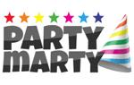 PartyMarty 10% Rabatt