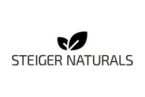 Steiger Naturals 25% Rabatt