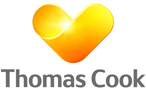Thomas Cook 40% Rabatt
