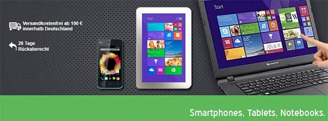 anobo Smartphones, Tablets, Notebooks