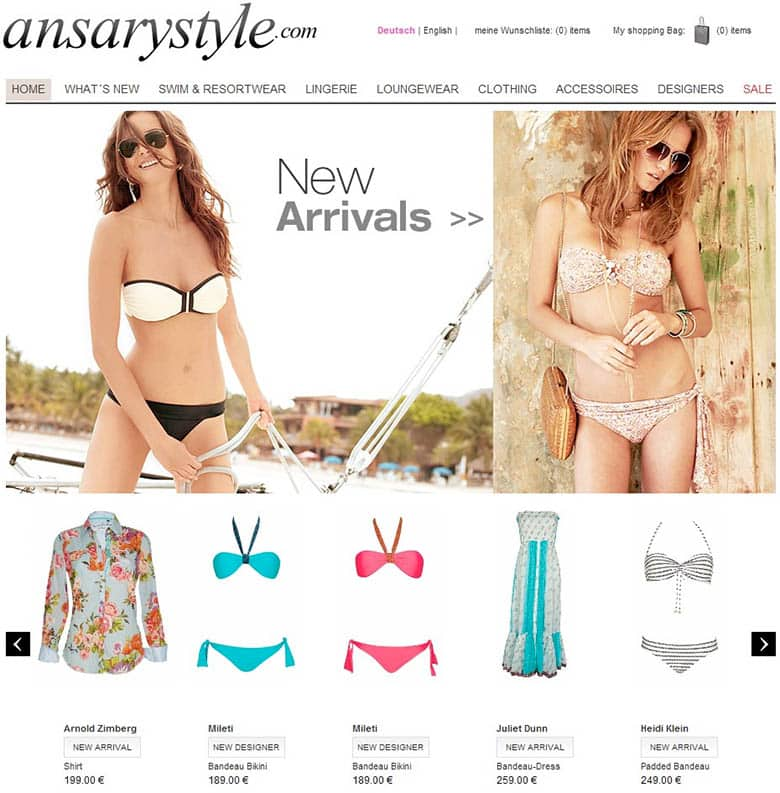 ansarystyle Online Shop