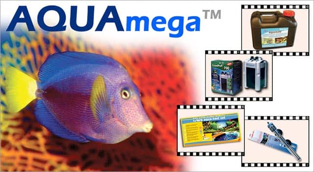 AQUAmega online-shop