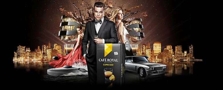 Café Royal Online Shop