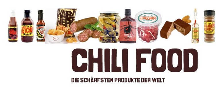 CHILI FOOD Chili-Shop24 Online Shop