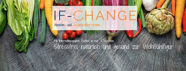 IF – CHANGE Abnehmprogramm