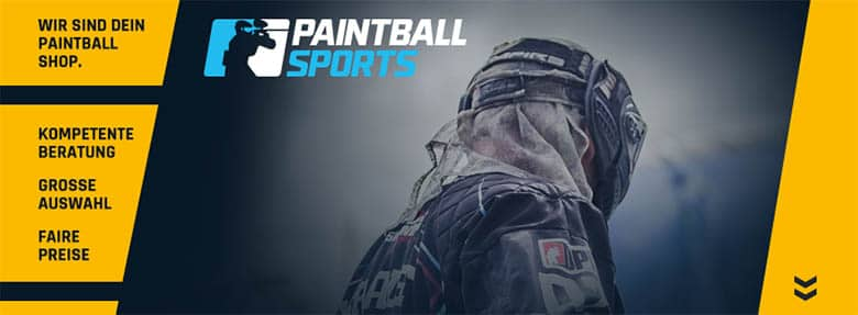 Paintball Sports Online Shop