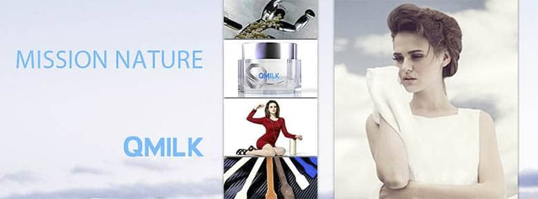 QMILK Online Shop