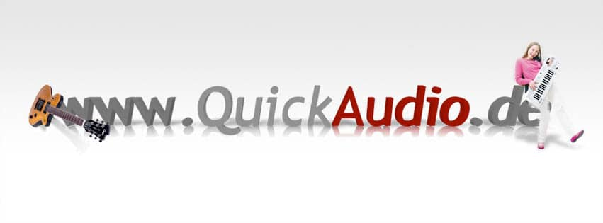 QuickAudio Online Shop