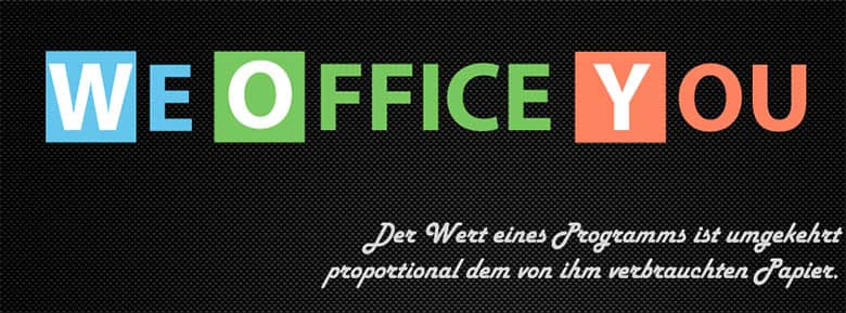 Software-Shop We Office You