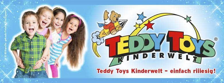 Teddy Toys Kinderwelt Online Shop