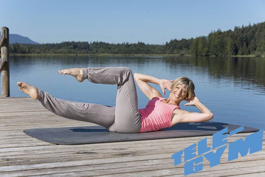 TELE-GYM Fitness Videos online bestellen