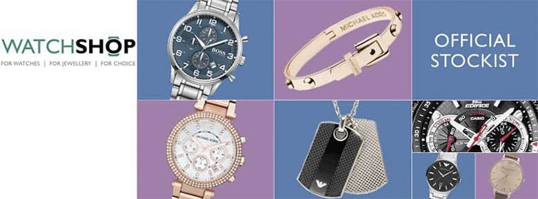 WatchShop Online Uhren Shop